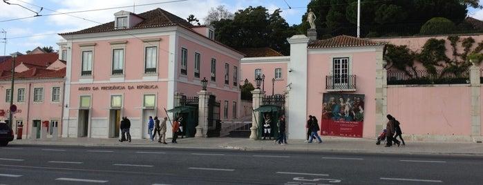 Palácio de Belém - Presidência da República de Portugal is one of สถานที่ที่ Rania ถูกใจ.