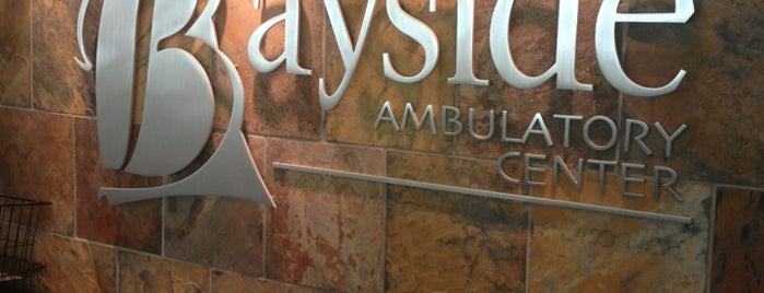 Bayside Ambulatory Center is one of Lugares favoritos de Nelson V..