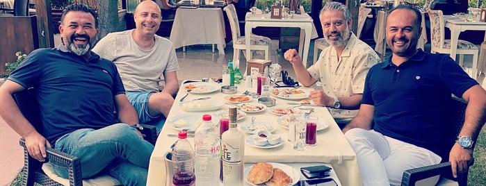 Es Bahçe Restaurant is one of Eskişehir - Yeme İçme Eğlence.