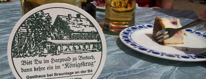 Königskrug is one of Michael'in Beğendiği Mekanlar.