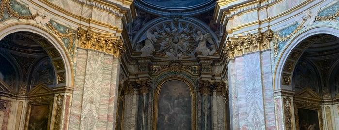 Chiesa Nuova o Santa Maria in Vallicella is one of สถานที่ที่ Willian ถูกใจ.