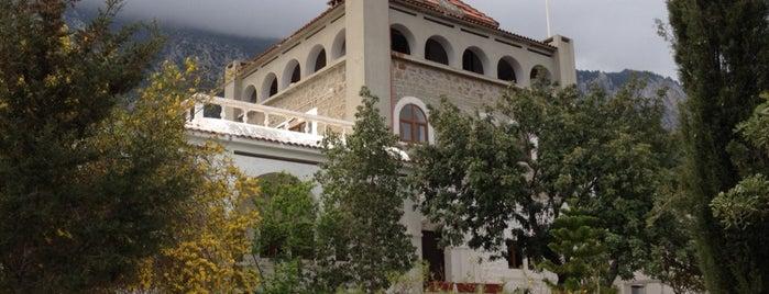 Süleyman Paşa Köşkü is one of Kıbrıs.
