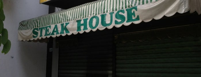 Steak House is one of Orte, die Mayara gefallen.