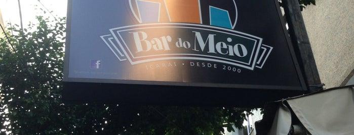 Bar do Meio is one of Niterói RJ.