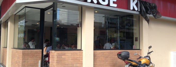 Burger King is one of Niterói RJ.