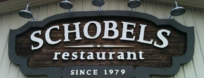 Schobels Restaurant is one of Gespeicherte Orte von Glenn.