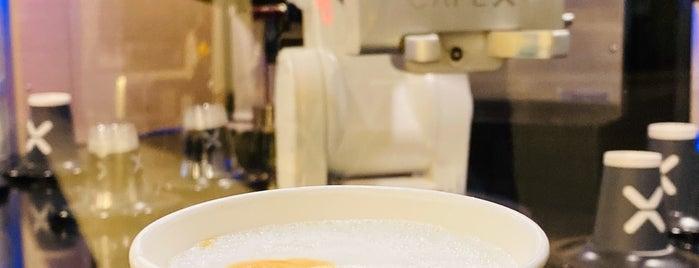 Cafe X is one of Posti salvati di Reinaldo.