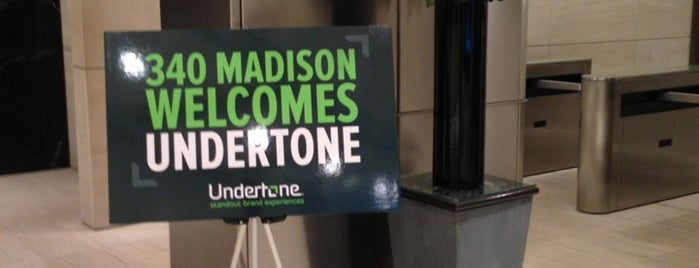 Undertone is one of NYC Tech.