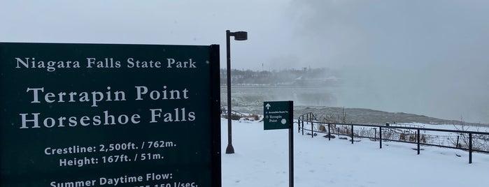Terrapin Point is one of Niagara Falls - NY.