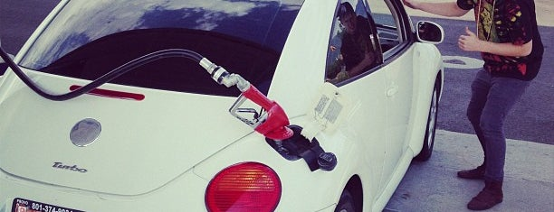 Costco Gasoline is one of Gas it up baby!.
