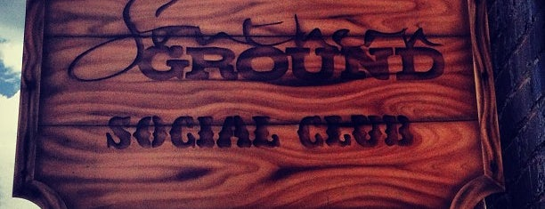 Southern Ground Social Club is one of Need to Eat Atlanta.