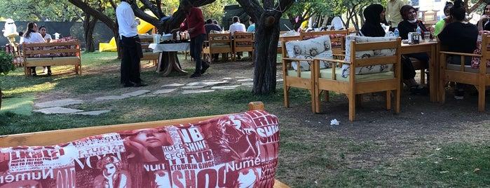 İNCEK ADEN CAFE BİSTRO is one of สถานที่ที่บันทึกไว้ของ LMN.