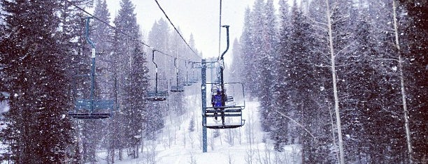 Purgy's is one of Colorado Ski Areas.