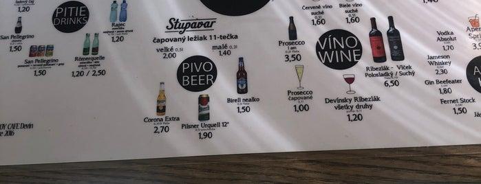 Ahoy Cafe is one of Братислава.