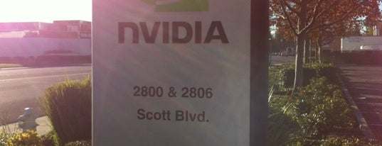 NVIDIA is one of Silicon Valley Companies.
