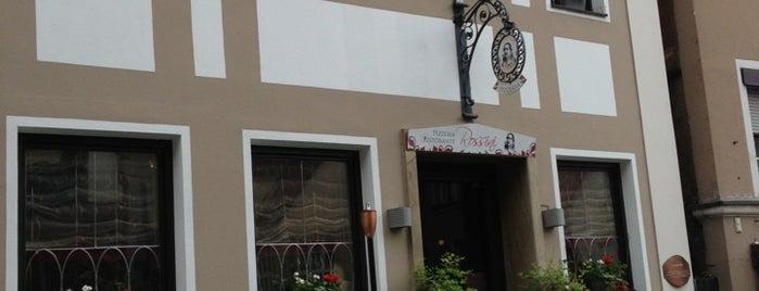 Ristorante Rossini is one of Lieblingsrestaurants.