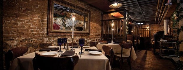Bistro Romano is one of Philly's Most Romantic Places.