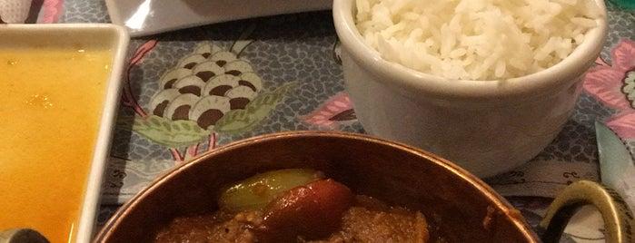 Kannika Cozinha Tailandesa e Indiana is one of Brasília - almoço com bom custo benefício.
