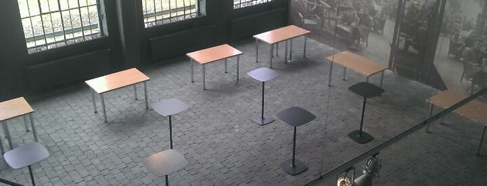 Design Factory is one of Človek: сохраненные места.