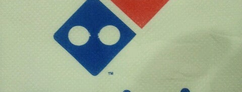 Domino's Pizza is one of Donde comer y tapear en Córdoba.