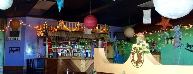 La Posada Mexican Grill is one of Lake Martin.