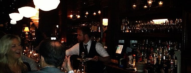 Bavette's Bar and Boeuf is one of Chicago Magazine's 100 Best bars 2013.