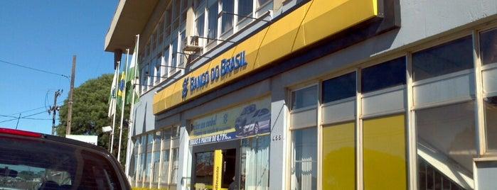 Banco do Brasil is one of Orte, die Káren gefallen.