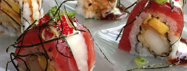 The One Sushi + is one of Nolfo Georgia Foodie Spots.