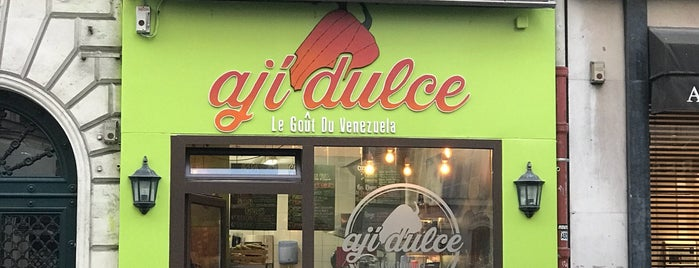 Aji Dulce is one of [To-do] Paris.