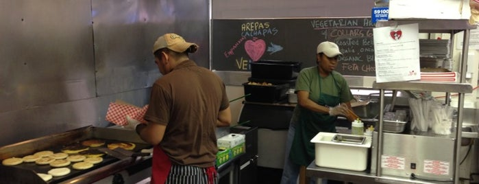Arepa Mia is one of atlanta.