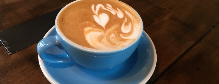 Land of a Thousand Hills Coffee is one of 15 Top Coffee Shops in Atlanta.