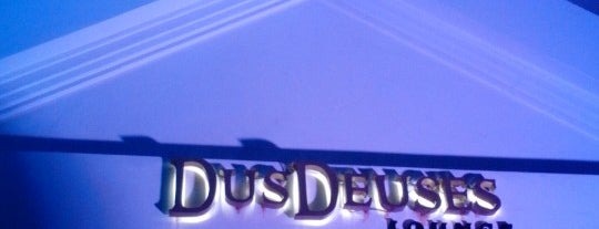 DusDeuses Lounge is one of Nightclubs around the world!.