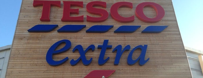 Tesco Extra is one of Places in Trnava.