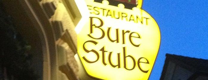 Burestube is one of Gespeicherte Orte von samichlaus.