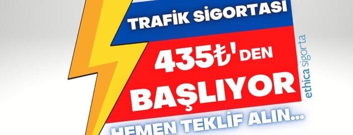 Orta Karadeniz Sigorta Acenteliği Sinan Candan & Tugay Torun is one of SinaN'ın Beğendiği Mekanlar.