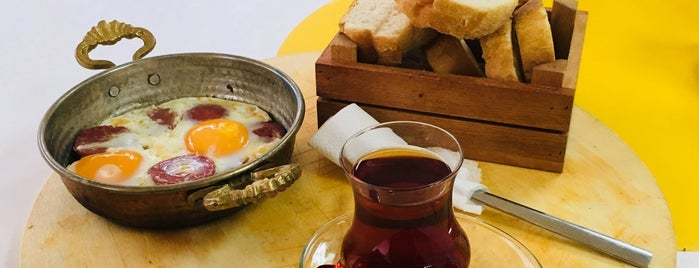 Yumurta Sarayı is one of Yeme-İçme işleri!.