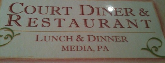 Court Diner & Restaurant is one of Flam-Media.