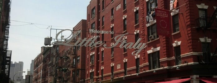 Little Italy is one of NYC Beat.