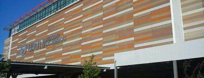 Universidad De Las Americas is one of สถานที่ที่ Luis ถูกใจ.