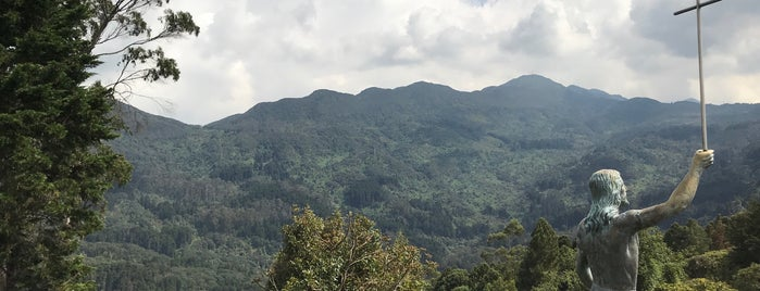 Parque Nacional Natural Enrique Olaya Herrera is one of Bogotá.