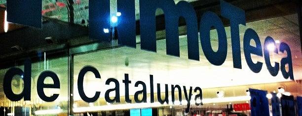 Filmoteca de Catalunya is one of Barcelona.