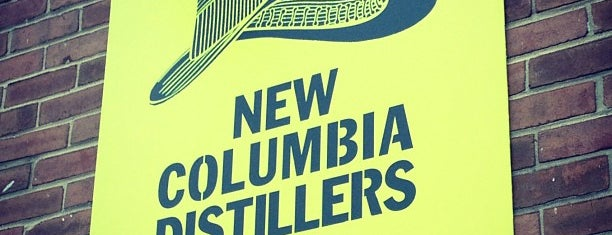 New Columbia Distillers is one of Washington, DC.