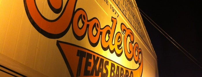 Goode Company BBQ is one of Adventure is Out There!.