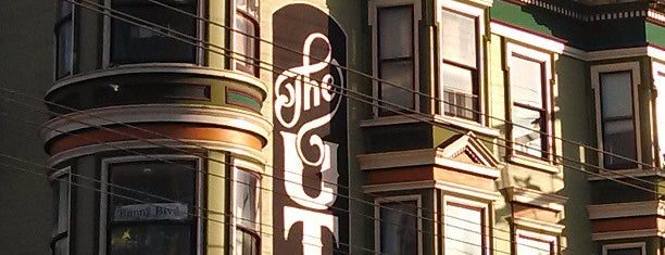 The Hotel Utah Saloon is one of SAN FRANCISCO.