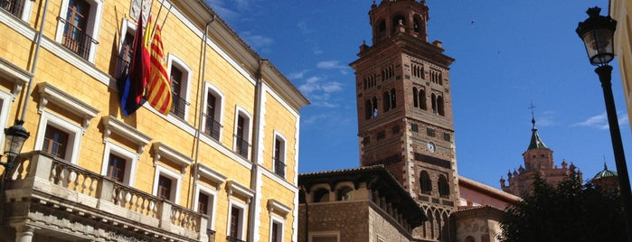 Catedral de Santa María de Teruel is one of Martaさんのお気に入りスポット.