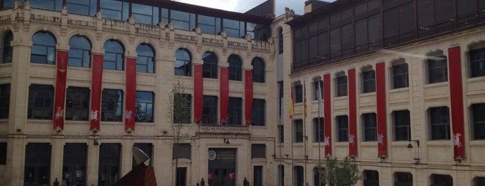 Escola Politècnica Superior d'Alcoi is one of Orte, die Pablo gefallen.