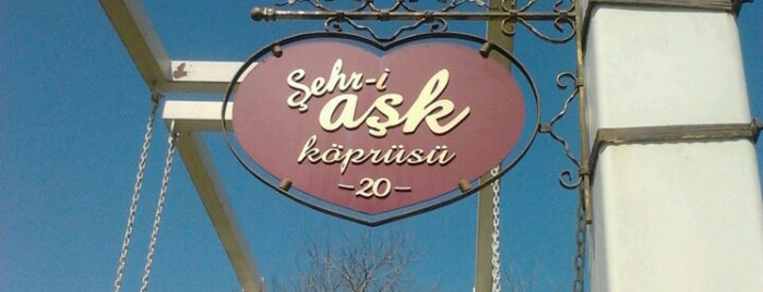 Şehr-i Aşk Adası is one of Eskisehir.