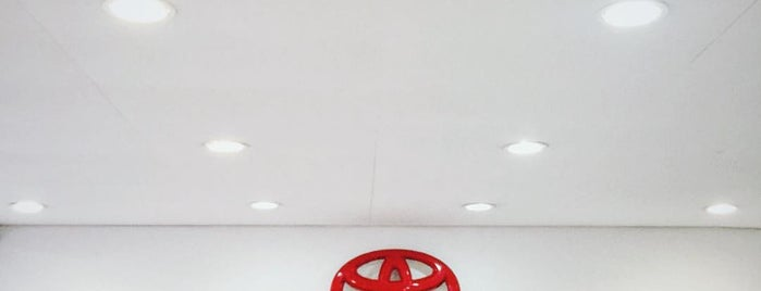 Grand Motors Toyota is one of Dealers.