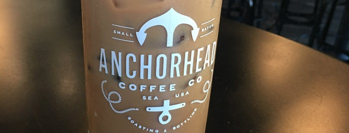 Anchorhead Coffee is one of Seattle, WA.