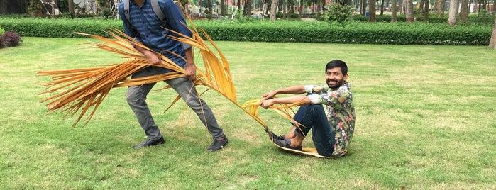 মহেরা জমিদার বাড়ি is one of Bangladesh.